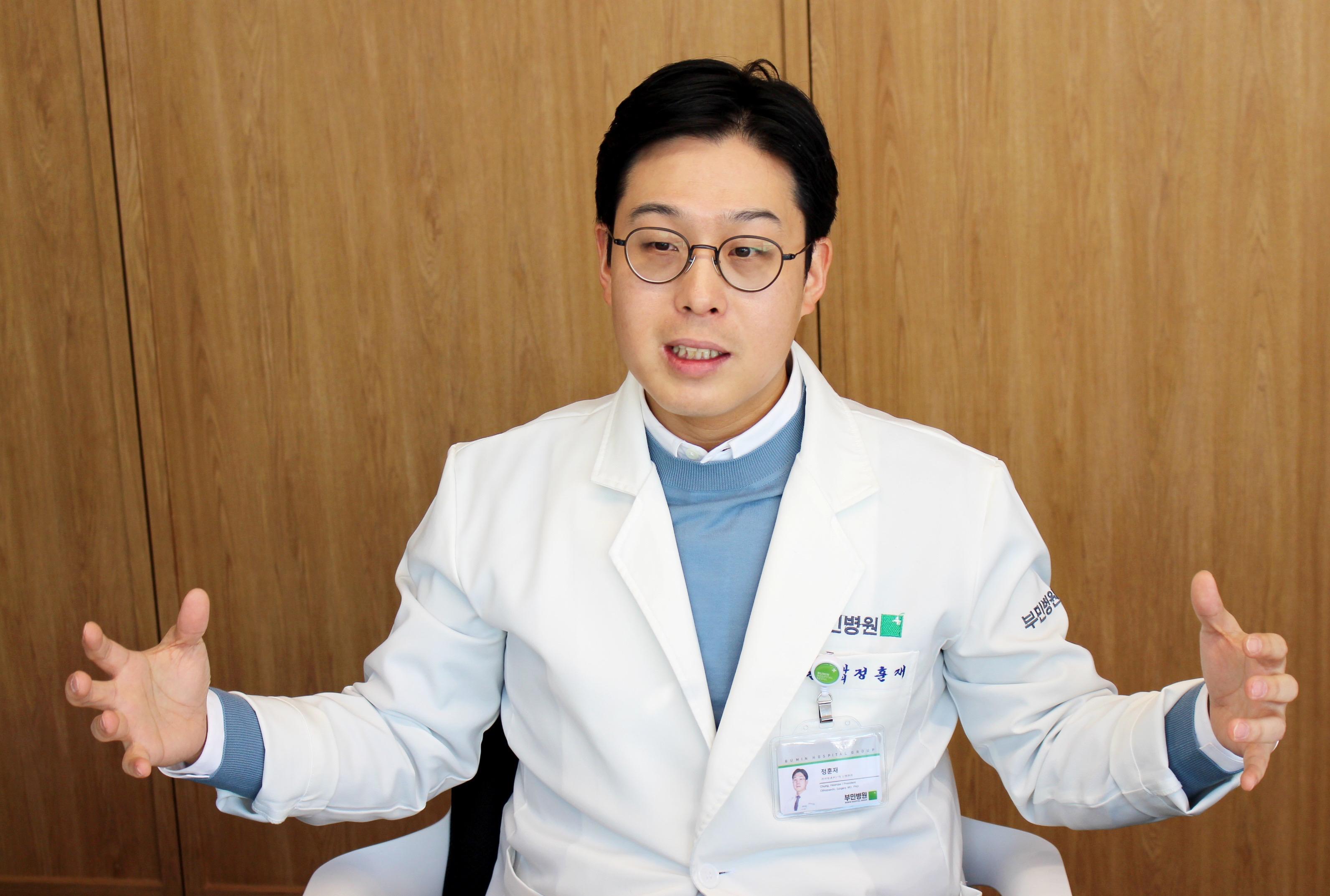 """""""정형외과 세부 전문성으로 관절·척추 4차 의료기관으로 도약할 것"""""""