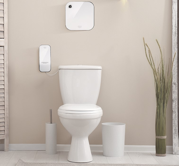 공용 화장실서 물 내릴 때 변기 뚜껑 닫아야 하는 이유