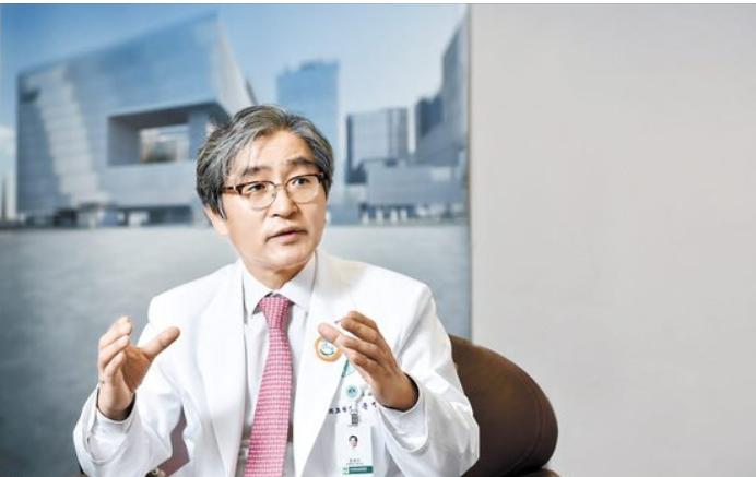 """""""환자 감염 예방 최우선, 5대 암·심뇌혈관·장기이식 센터 특화"""""""