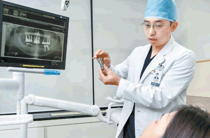 임플란트 시술 실패율 2%…이식수술 중 성공률 최고 수준