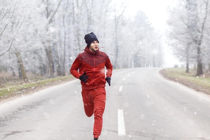 겨울철 운동·외출할 때 지켜야 할 이것