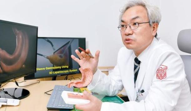 """""""건보 적용된 비만 치료, 3D 복강경 수술로 안전성 크게 향상"""""""