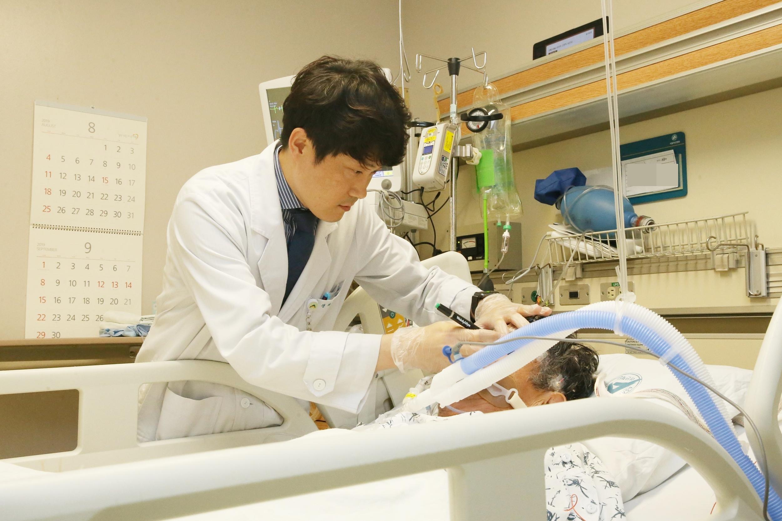 중환자 전담 전문의 뒀더니 사망률·입원기간 개선